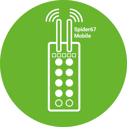 Spider67 mobile
