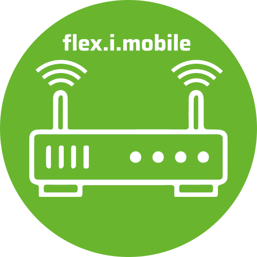 flex.i.mobile Industrial Router