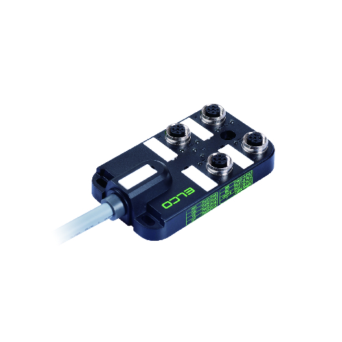 M12 Distribution Box 4-way