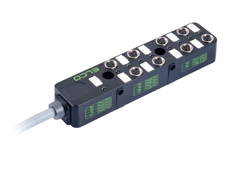M8 Distribution Box 8-way - 1
